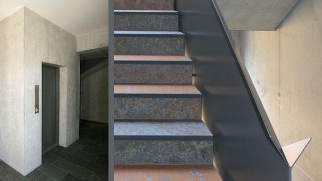 R10 Treppe